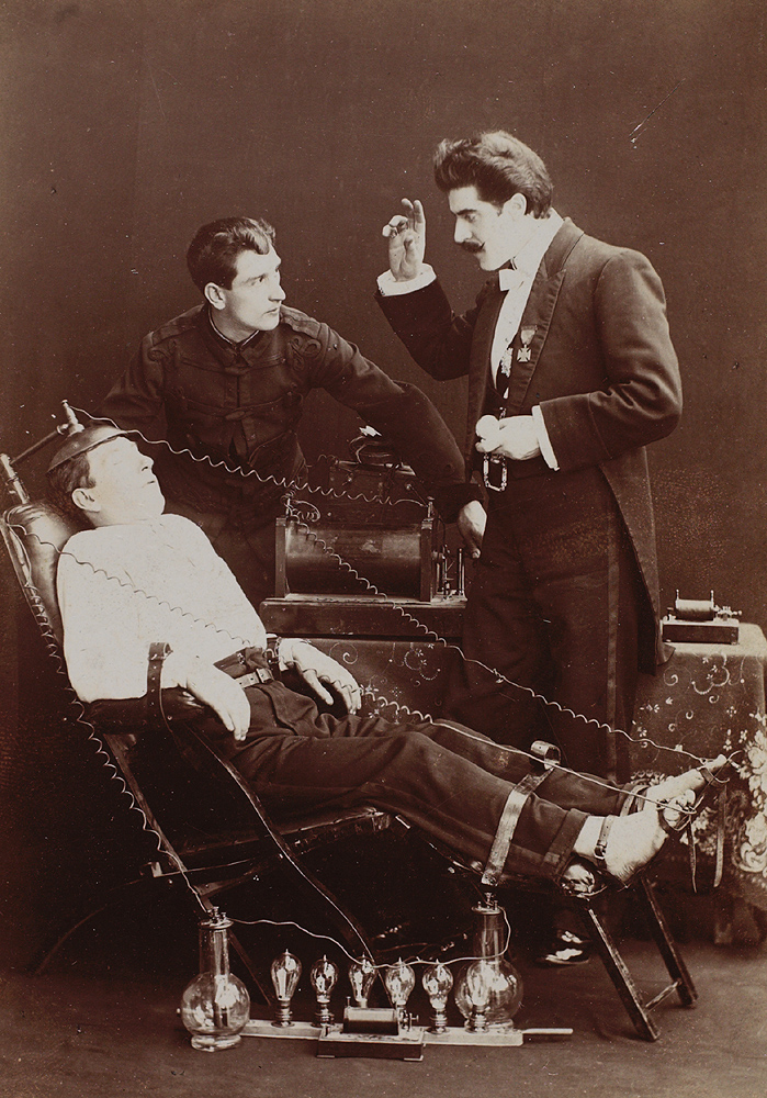 Walford Bodie Houdini Electric Chair